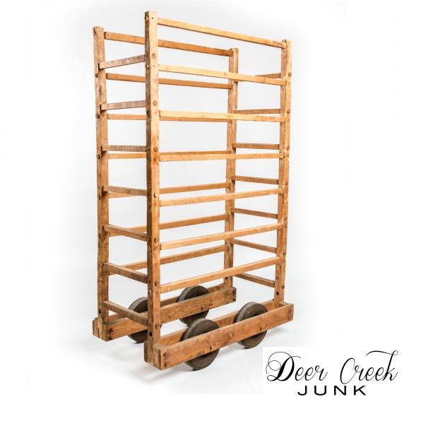DCJ frame rack